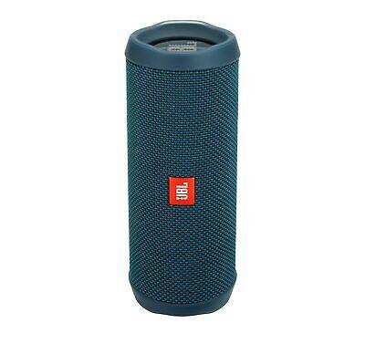 JBL Flip 4 Ocean Blue Open Box Bluetooth Speaker