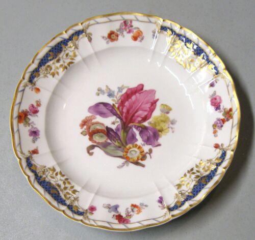 "KPM Floral Royal Palace 9 3/4"" Dinner Plate # 3"