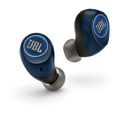 JBL Free X Blue True Wireless Headphones