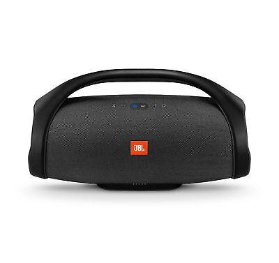 JBL Boombox Black Open Box Portable Bluetooth Speaker