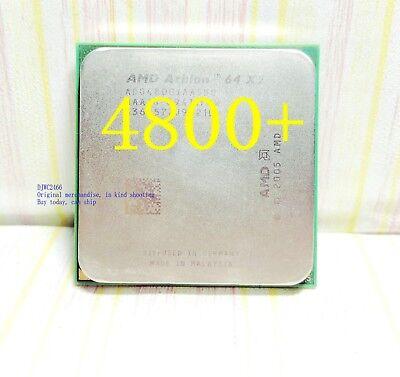 AMD Athlon 64 X2 4800+ 2.5 GHz Dual-Core (ADO4800IAA5DO) Desktop Processor comprar usado  Enviando para Brazil