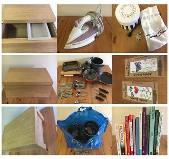 House Clearance Sale, $150 FOR EVERYTHING, Was $326
