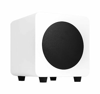 Kanto SUB6 6-inch Powered Subwoofer - Matte White