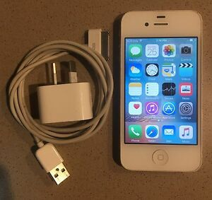 iPhone 4s 16gb (iCloud unlocked) Ballajura Swan Area Preview
