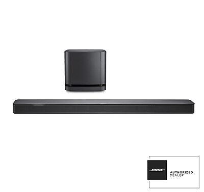 soundbar 500 smart soundbar and bass module