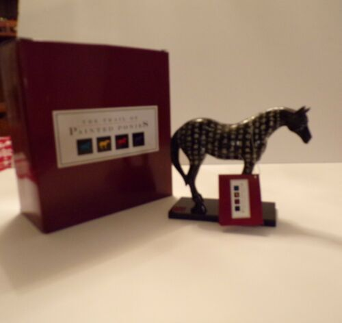 """Trail of Painted Ponies """"Epic Horse""""  1E/ 5420"""