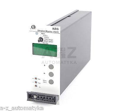 Aeg Vibration Monitor 1201d