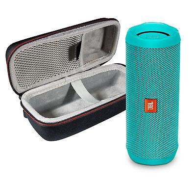 JBL Flip 4 Portable Bluetooth Wireless Speaker Bundle with P