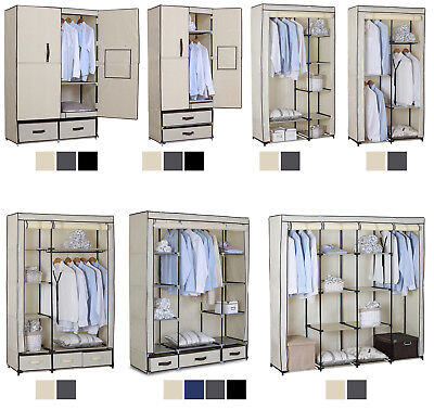 faltschrank kleiderschrank garderobenschrank. Black Bedroom Furniture Sets. Home Design Ideas
