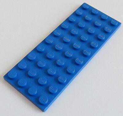 LEGO PLATTE PLATE 4 X 10 2 ST CK BLAU 3030