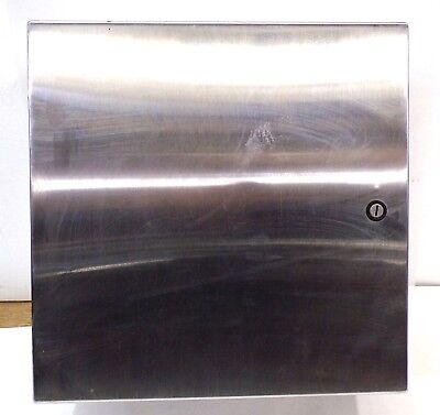 Hoffman Stainless Steel Enclosure Csd16166ss 16 X 16 X 6