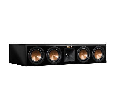 Klipsch Rp 440C Piano Black Center Channel Speaker   Open Box