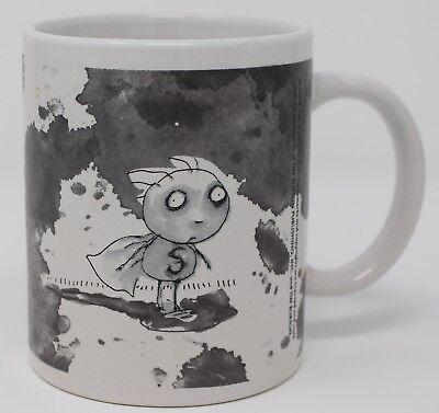Tim Burton's Stain Boy Color Changing Mug Coffee Cup 2008