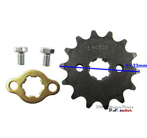 Atv,rv,boat & Other Vehicle 37 Tooth 420 42mm Rear Sprocket Pit Dirt Bike Parts Atv Go Kart 50cc 70cc 90cc 110cc 125cc 150cc