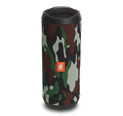JBL FLIP 4 Camouflage Open Box Waterproof Bluetooth Speaker