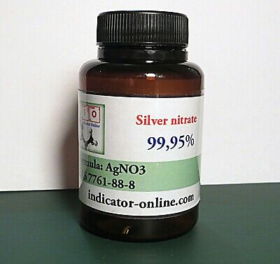 Silver Nitrate 9995 Analytical Indicator