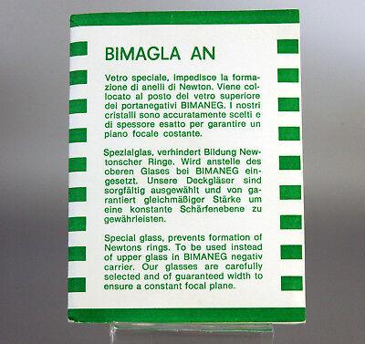 Durst Bimagla Anti Newton Glas für Negativbühne Durst M805, L900 etc. 09724