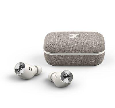 Sennheiser Momentum True Wireless 2 White Active Noise Cancel In-ear Headphones
