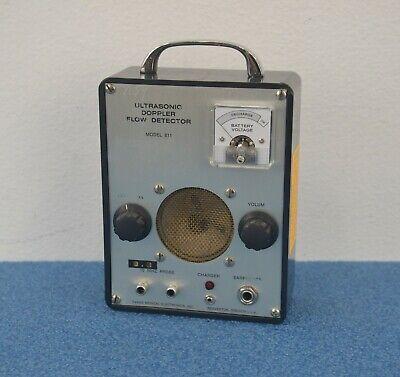 Parks Medical Electronics Model 811 Ultrasonic Doppler Flow Detector 23019 C32