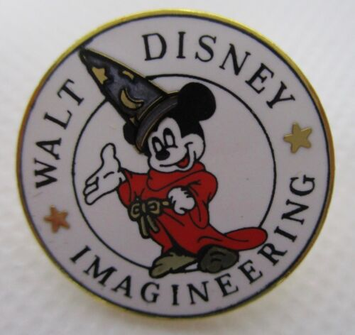 Walt Disney Mickey Mouse Fantasia Imagineering Pin