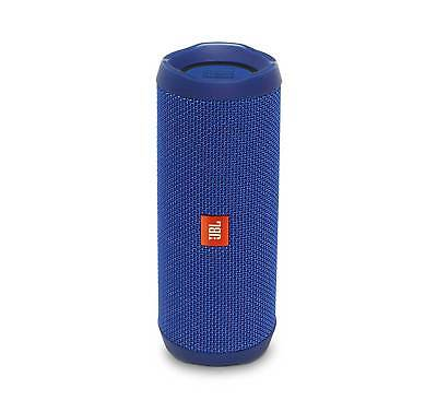 JBL FLIP 4 Blue Open Box Waterproof Bluetooth Speaker