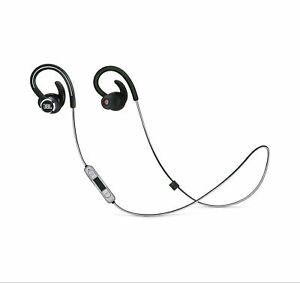 6b4acf5fe50 JBL Reflect Contour 2 Black In-Ear Wireless Headset for sale online ...
