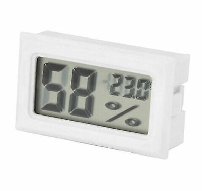 Mini Digital Lcd Hygrometer Thermometer Temperature Humidity Meter