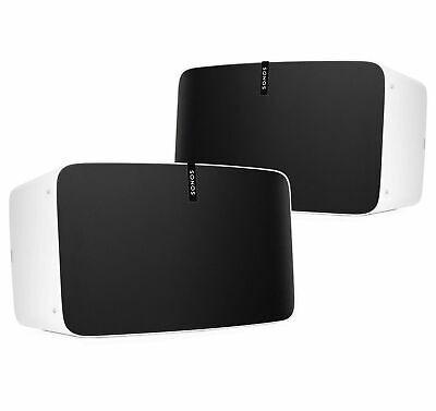 Sonos PLAY5 White (Gen 2) 2-Pack Wireless HiFi Speaker System