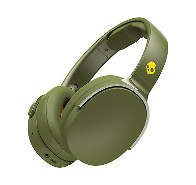 Skullcandy Hesh 3 Wireless Moss/Olive/Yellow Bluetooth Headphones