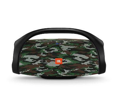 JBL Boombox (Open Box) Camouflage Portable Bluetooth Speaker