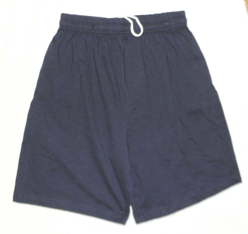 Mens Cotton Athletic Shorts | eBay