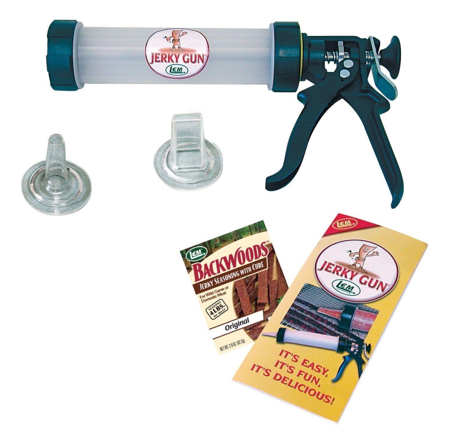 Beef Jerky Shooter Gun Jerky Seasoning Food Dehydrator Acces