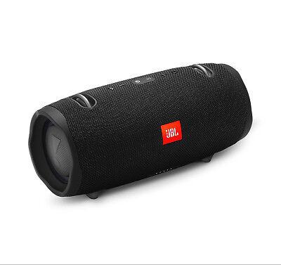 JBL Xtreme 2 Black Waterproof Bluetooth Speaker - Open Box