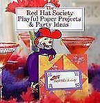 The-Red-Hat-Society-Playful-Paper-Projects-amp-Party-Ideas-Ruby-Redhat-Good-Book