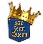 $20 Jean Queen