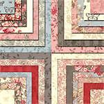 Papillon Fabric Collection (Moda) By the Meter &  40 Fat 8's