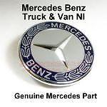 Mercedes Sprinter Bonnet Badge/Decal,Brand New Genuine Mercedes Part, 9068170416