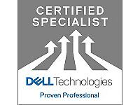 Are you Dell TA Storage Certified