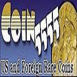 COIN5555 U.S AND FOREIGN RARE COINS