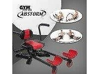 AB TRIMMER & AB TONER - GYM ABSTORM - BARGAIN PRICE: £50 only!!