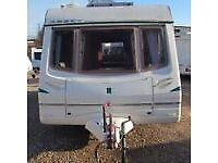 ABBEY GTS VOGUE 418 2003 *FIXED BED* 4 BERTH CARAVAN *REDUCED WAS..£5495*