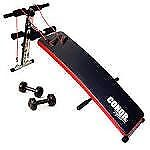 Oypla Conor Sports Sit Up AB Bench Trainer