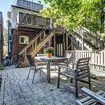 Roncesvalles Village Queen W- 1 Bedroom Large Bright Lower Level