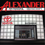 Alexander Toyota Scion of Yuma