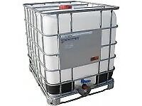 1000 Litres ibc tanks. £30 each 2 for £45