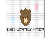 Experienced Nanny/Babysitter available in Edinburgh City Centre.