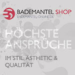 Bademantel-Onlineshop