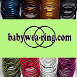 Rings for slings - babywea-ring
