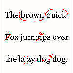 Proofreading/Editing Services
