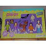 Scooby Doo Figure Set